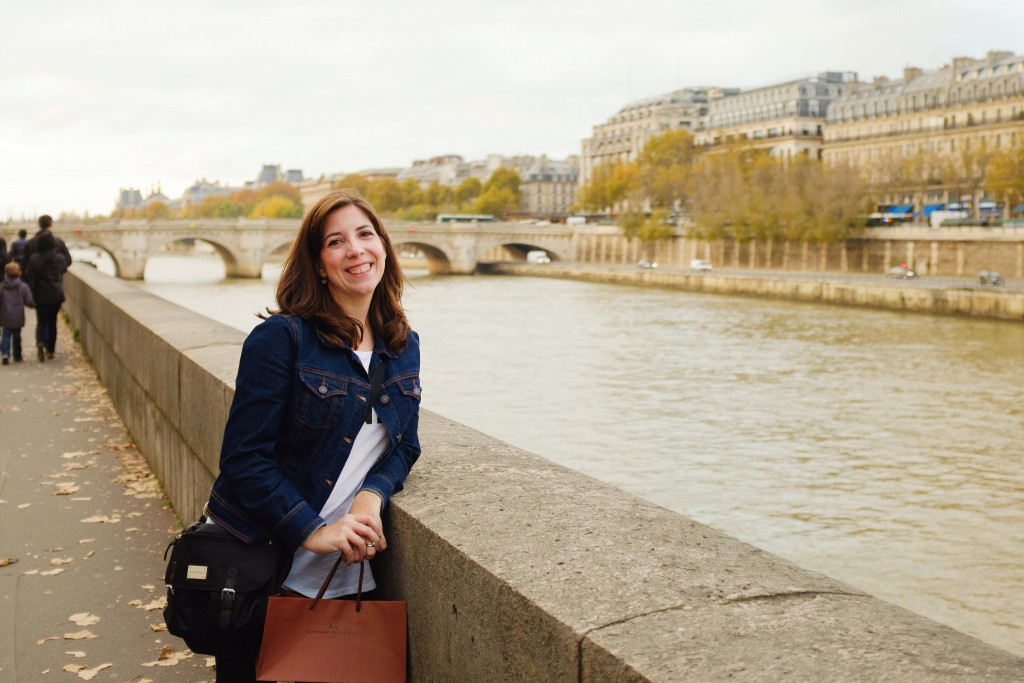 Yours Truly in Paris