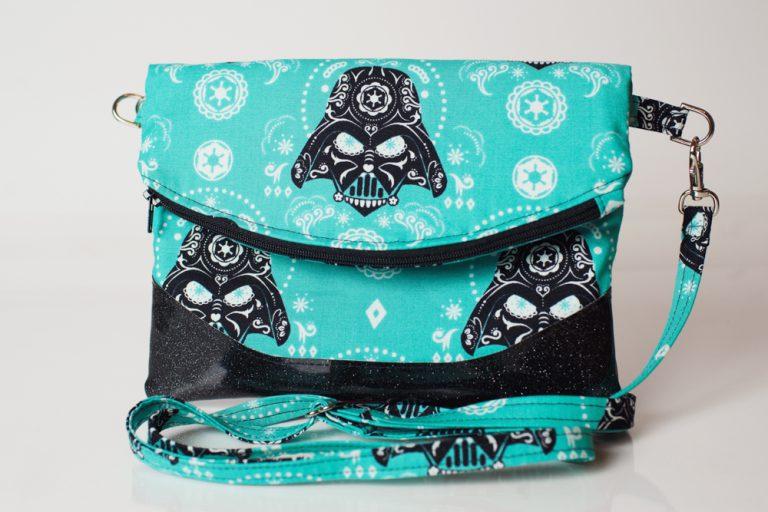 Darth Crossbody Bag